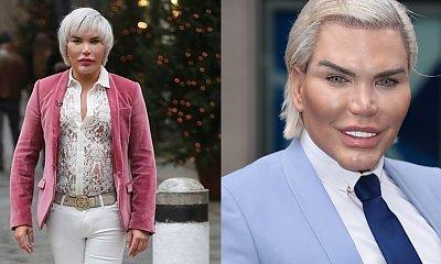 Żywy Ken już tak nie wygląda! Postanowił zostać żywą Barbie i chce mieć dziecko. Popieracie jego decyzję?