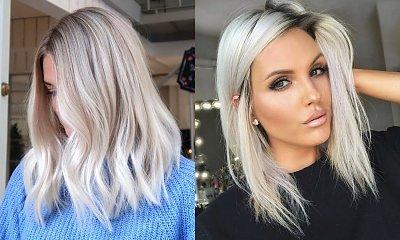 Popielaty blond - 21 modnych koloryzacji włosów