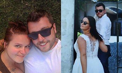 """Wojtek ze """"Ślubu od pierwszego wejrzenia"""" pokazał niepublikowane zdjęcia z pierwszych wakacji z Agą!"""