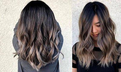 Popielaty brąz – 18 pomysłów na stylową koloryzację włosów