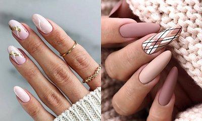 Jesienna galeria manicure - 16 najpiękniejszych odsłon