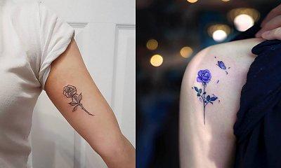 Tatuaż róża - top 15 niesamowitych wzorów