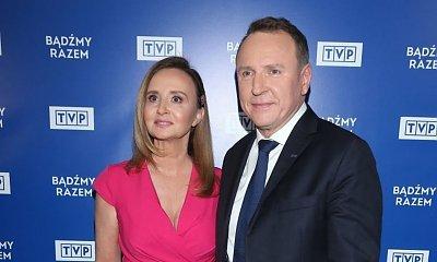 Były mąż obecnej żony Jacka Kurskiego dostał pracę w TVP. Redakcja jest oburzona