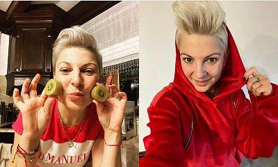 """Magda Narożna z """"Piękni i Młodzi"""" pokazała garderobę. Imponująca, ale to jej biust przyciąga uwagę. UPS!"""