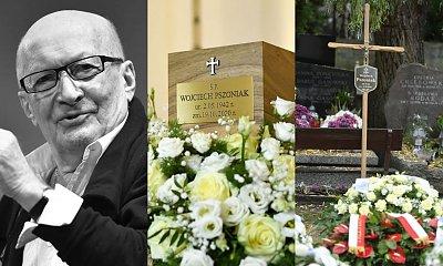 Pogrzeb Wojciecha Pszoniaka. Wybitnego aktora żegnają bliscy: Olbrychski, Łukaszewicz, Seweryn