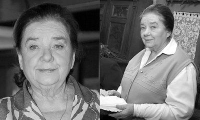 """Katarzyna Łaniewska nie żyje. Aktorka znana z """"Plebanii"""" i """"Kogla Mogla"""" miała 87 lat"""