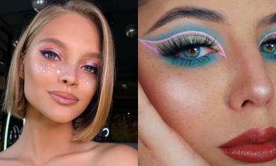 Wyjątkowy makijaż na wigilię i święta