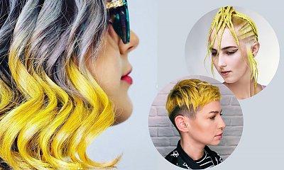 Olśniewające włosy w TOP kolorach roku 2021