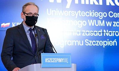 Będzie kara 350.000 zł za szczepienia aktorów poza kolejką! Niedzielski żąda dymisja rektora WUM!