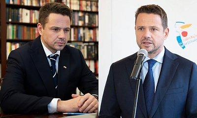 Rafał Trzaskowski obchodził 49-te urodziny! Gdy pokazał zdjęcie taty, internauci oniemieli!