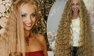 Tak wygląda współczesna Roszpunka. Jej włosy mają prawie 2 metry długości!