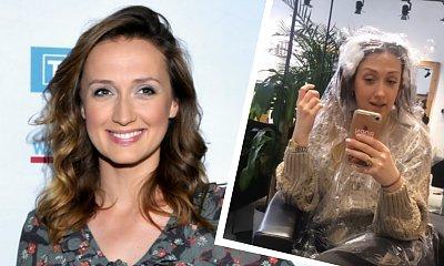 Anna Gzyra pochwaliła się nową fryzurą! Do twarzy jej w miodowym blondzie?