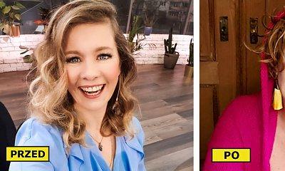 Anna Powierza ścięła włosy i przefarbowała się na rudo? Aktorka zaszokowała fanów nową fryzurą!