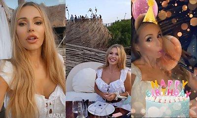 Doda pokazała sukienkę na urodziny! Świętowała 37. urodziny w hotelu w drzewie!