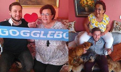 """Izabela Zeiske z """"Gogglebox"""" pokazała męża! Pasują do siebie?"""