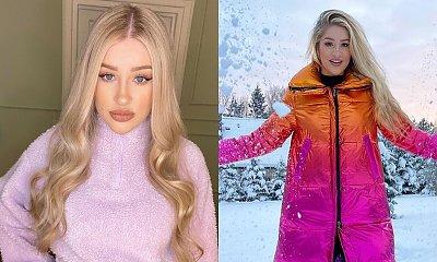 """Madzia Wójcik z """"Big Brothera"""" morsuje w samym bikini w śniegu! Uff, jak gorąco!"""