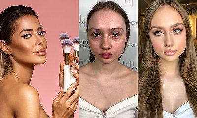 20 zjawiskowych metamorfoz makijażowych autorstwa Magdy Pieczonki. Szczęka opada!