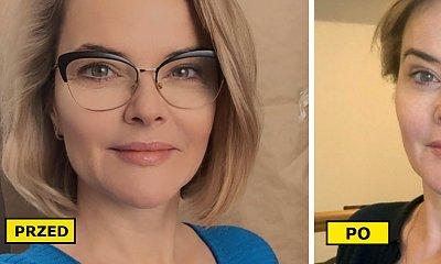 Monika Zamachowska znów zmieniła fryzurę. W ruch poszły nożyczki! Do twarzy jej w krótkich włosach?