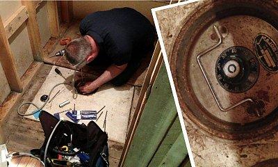 Odziedziczył dom po dziadkach. Podczas sprzątania, odnalazł coś, co odmieniło jego życie!