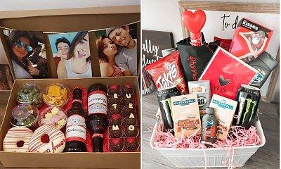 Prezent dla chłopaka na Walentynki 2021! 12 słodkich propozycji, które zrobisz sama!