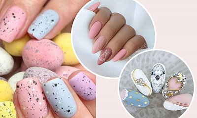 Wielkanocne zdobienia paznokci - piękne inspiracje manicure