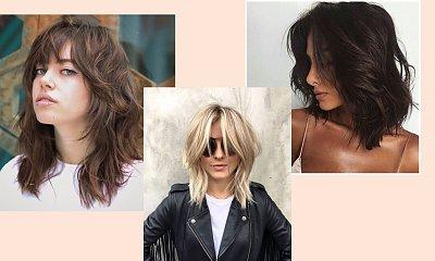 Włosy do ramion - najmodniejsze fryzury specjalnie dla tej długości