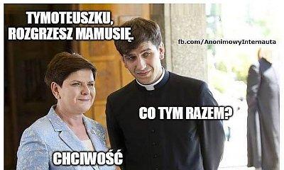 Tymoteusz Szydło - memy. Syn Beaty Szydło odnalazł się pod zmienionym nazwiskiem w firmie związanej z Danielem Obajtkiem