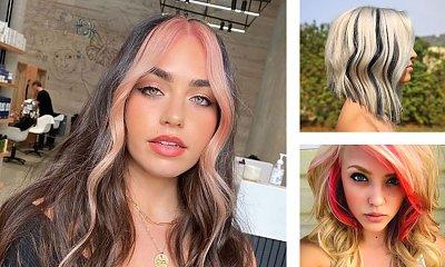 Chunky highlights - kolejny powrót fryzjerskiego trendu rodem z lat 90