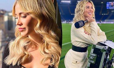 Ta blondynka to najpiękniejsza dziennikarka na świecie? Diletta Leotta jest obiektem westchnień wielu mężczyzn!