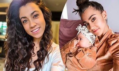 """Maja Hyży pokazała pierwsze zdjęcie z córką! """"Nawet po porodzie wyglądasz obłędnie"""" - pisze fanka"""