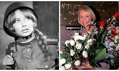"""Pola Raksa, piękna Marusia z serialu """"Czterej pancerni i pies"""", świętuje dziś 80. urodziny!"""