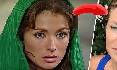 """Jak wygląda aktorka z """"Esmeraldy""""? 53-latka dalej zachwyca figurą i urodą. Naturalna piękność"""