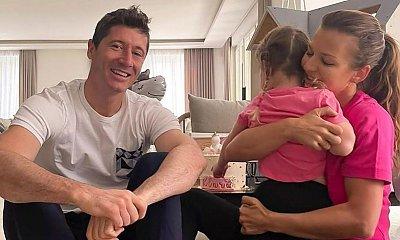 Anna Lewandowska wyprawiła córce 4. urodziny! Pokazała atrakcje i górę prezentów. Najlepszy tort z jednorożcem