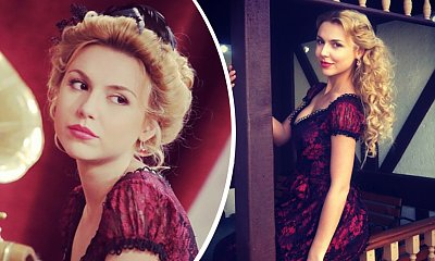"""Jaka prywatnie jest Katiusza z """"Kozackiej miłości""""? Eva Aveeva ma krótkie, ciemne włosy i zachwyca urodą!"""