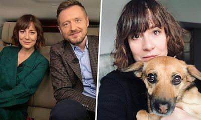 """Maja Ostaszewska odwiedziła fryzjera! """"Piękna i twarzowa fryzurka, rewelacja"""" - oceniają fani"""