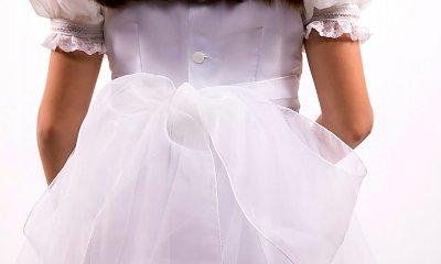 """""""Moja córka nie pójdzie w albie do Komunii Świętej. Musi iść w sukience i wyglądać pięknie!"""""""
