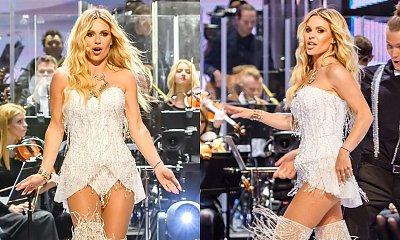 Doda wystąpi na festiwalu w Sopocie w Polsacie! 3 lata temu miała biały welon i białą suknię, a w tym roku?