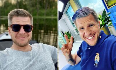 Filip Chajzer zafarbował włosy! Jak teraz wygląda dziennikarz?