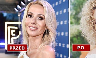 """Małgorzata Opczowska pochwaliła się nową fryzurą! Prezenterka """"PnŚ"""" ma burzę loczków na głowie!"""