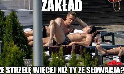 Euro 2020: Mecz Polska - Słowacja. Polska przegrała 2:1. Zobacz najlepsze memy!