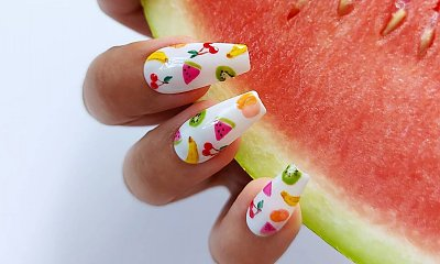 Zdobienia paznokci w sam raz na lato - zobacz trendy stylizacje i zainspiruj się