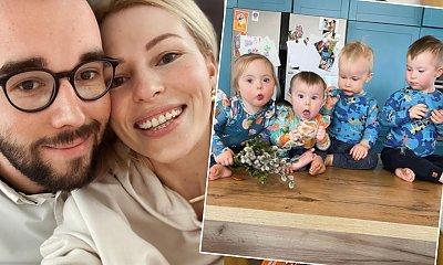 Dzieciaki Cudaki podbijają Internet! Mają dwójkę dzieci z zespołem Downa i pokazują, że miłość jest najważniejsza!