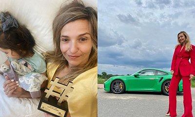 Joanna Koroniewska w szpitalu! Co się stało aktorce?