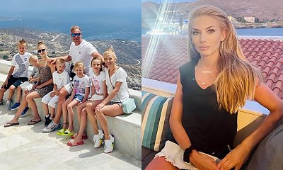 Izabella Łukomska-Pyżalska pokazała ciało w bikini! Trudno uwierzyć, że urodziła sześcioro dzieci!