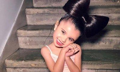7-latka z niesamowicie gęstymi włosami podbija serca internautów. Wygląda jakby nosiła perukę!