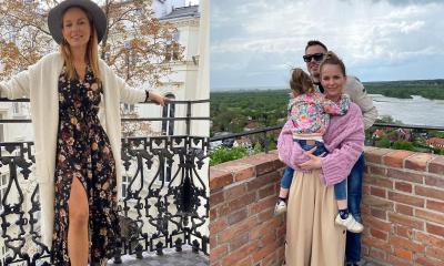 Paulina Sykut-Jeżyna chwali się córką. Jakiego celebrytę podziwia Róża?