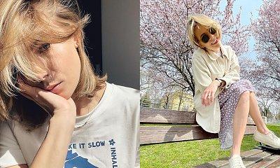 Marta Wierzbicka zmieniła fryzurę! Postawiła na hit lata!