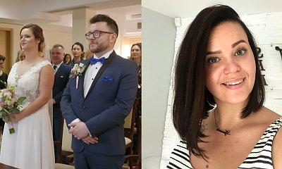 """Agnieszka ze """"Ślubu od pierwszego wejrzenia"""" w ciąży kwitnie! Pokazała najnowsze zdjęcie!"""