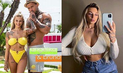 """Angelika Kramer to najbardziej wytatuowana uczestniczka """"Love Island 4"""" - ma tatuaż na plecach! Co pokazuje na Instagramie?"""