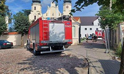 Warta: Pijany 33-latek usnął z papierosem w konfesjonale. Zabytkowy klasztor omal nie spłonął!
